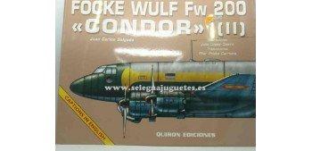 Avión - Libro - Focke Wulf FW 200 Condor II