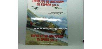 Avión - Libro - Tupoliev SB Katiuska