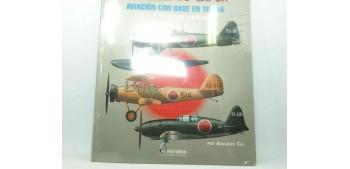 avion miniatura Avión - Libro - Bombarderos ejercito imperial
