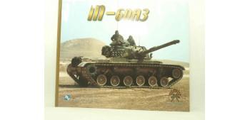 Tank - Book - M 60a3