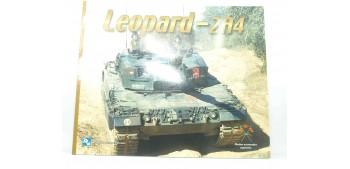 Tank - Book - Leopard 2A4