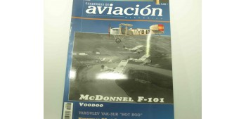 Airplene - Book - Mcdonnel F 101