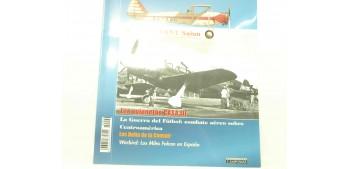 avion miniatura Avión - Libro - Nakajima C6N1 Saiun