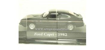 lead figure Ford Capri 1982 1:43 Ixo Clásicos inolvidables