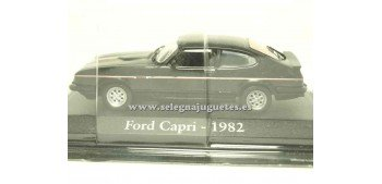 Ford Capri 1982 1/43 Ixo Clásicos inolvidables