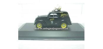 miniature car Simca 5 Michelin 1/43 Altaya