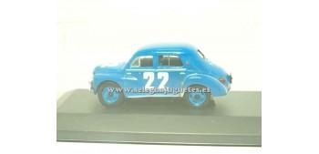 coche miniatura Renault 4 1/43 Eligor