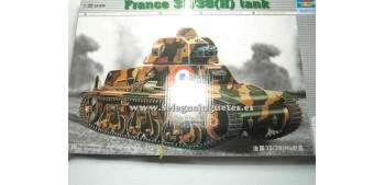 miniature tank France 35/8(h) Tank 1/35 Trumpeter