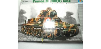 maqueta coches France 35/8(h) Tanque 1/35 Trumpeter