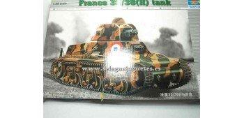 France 35/8(h) Tank 1/35 Trumpeter