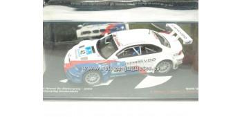 coche miniatura BMW M3 GTR Nurburgring 2004 1/43 Ixo