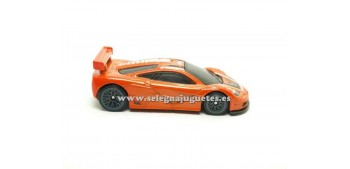miniature car McLaren F1 GTR (without box) 1/64 Hot Wheels