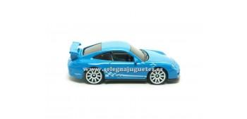 miniature car Porsche 911 GT3 RS (without box) 1/64 Hot Wheels
