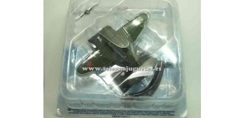 lead figure Polikarpov I-16 miniature airplane