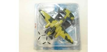 avion miniatura Petliakov Pe-2 avión miniatura