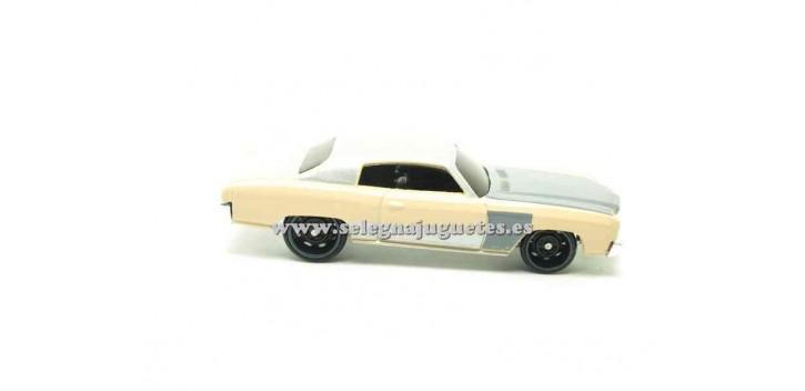 coche miniatura Chevrolet Monte Carlo 70 Fast & Furious (sin