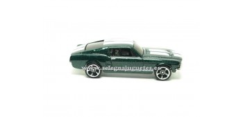miniature car Ford Mustang custom 67 Fast & Furious (without