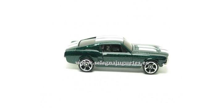 coche miniatura Ford Mustang custom 67 Fast & Furious (sin