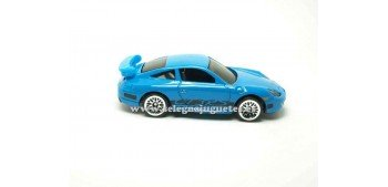 miniature car Porsche 911 GT3 R Fast & Furious (without box)