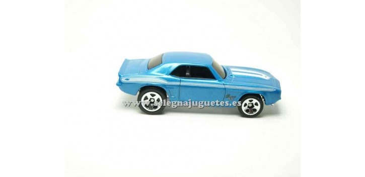 coche miniatura Chevrolet Camaro 69 Fast & Furious (sin caja)