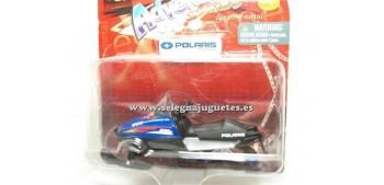 miniature motorcycle Polaris RMK 600 Moto Nieve 1/24 Yat Ming