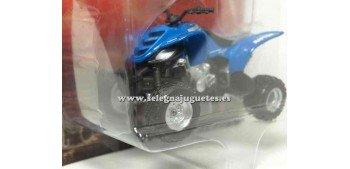 lead figure Yamaha Raptor 660R 1:24 Quad Yat Ming