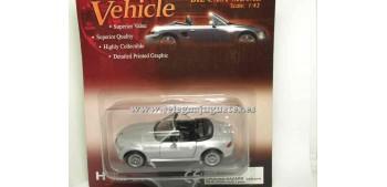 miniature car Bmw Z3 1/43 High Speed