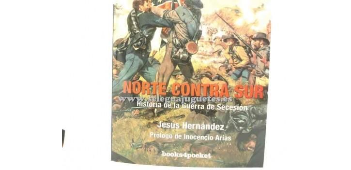 Libro - Norte contra Sur
