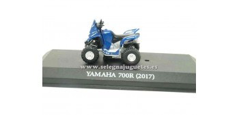 Yamaha 700R 2017 quad Dakar 1/43 Ixo