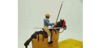 lead figure Diorama - Picador 1/32 Front Line Figures