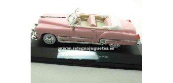 lead figure Cadillac Coupe de Ville 1949 Elvis Presley 1/43