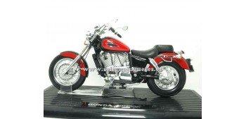 miniature motorcycle Honda Shadow (default) 1/10 Atl