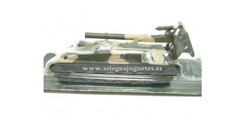 miniature tank Tank 2C4 TYULPAN