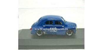 coche miniatura Renault 4 122 1/43 Eligor