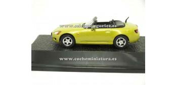coche miniatura Honda S2000 1/43 Maxi Cars