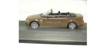 coche miniatura Bmw M3 Cabriolet 1/43 Maxi Cars