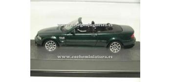 coche miniatura Bmw M3 Cabriolet oscuro 1/43 Maxi Cars