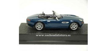 coche miniatura Bmw Z8 azul Cabriolet 1/43 Maxi Cars