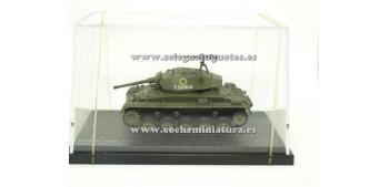 miniature tank Chafee Light Tank British 1946 1:72 Hobby Master