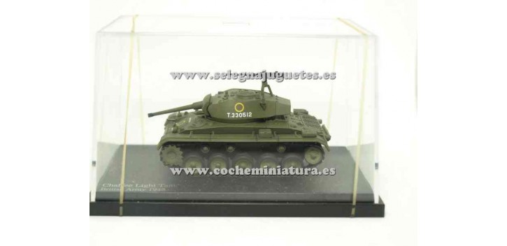 tanque miniatura Chafee Light Tank British 1946 1/72 Hobby