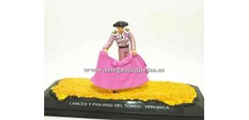 lead figure MEDIA VERONICA - diorama - Torero - 1/32 FRONT LINE