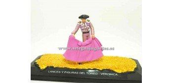 soldado plomo Veronica - Diorama - Torero - escala 1/32 Front
