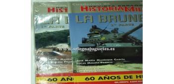 Tanque - Libro - La Brunete (I y II)