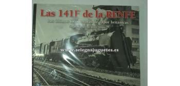 Renfe 141F Mikado Locomotoras - Libro