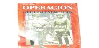Libro - Operación Fuego Mágico