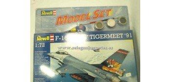 F-16 RNLAF TIGERMEEF 91 -1:72 REVELL
