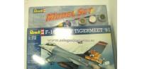 maqueta coches F-16 RNLAF Tigermeef 91 escala 1/72 Revell