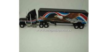 miniature truck Kenworth Harley Davidson 1/58 Matchbox