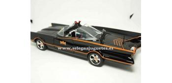 coche miniatura Batmobile Classic TV Series 1966 Con Batman y