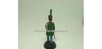 soldado plomo OFICIAL INFANTERIA DE LINEA EJERCITO LIBERAL -